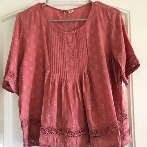 Pink Old Navy Top